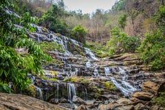 Водопад Mae Ya Стоковые Фото