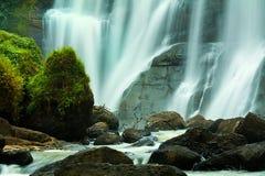 Водопад Malela Стоковые Изображения RF