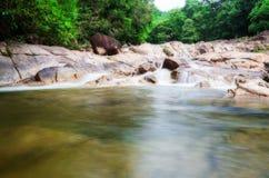 Водопад Manora малый Стоковые Фотографии RF