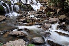 Водопад Meaya Стоковая Фотография RF