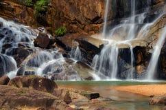 Водопад Pancing Стоковая Фотография