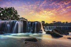 Водопад Parigi Стоковые Фото