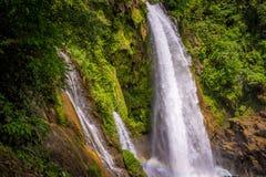 Водопад Pulhapanzak в Гондурасе - 9 Стоковое фото RF