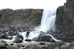 Водопад rfoss ¡ Ã-xarà стоковое изображение