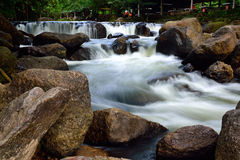 Водопад rong Nang, Таиланд Стоковые Изображения