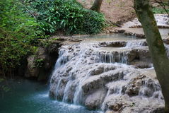 Водопад s Krushuna ' Стоковое Изображение