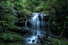 Водопад Saithip на национальном парке Phu Soi Dao Стоковая Фотография