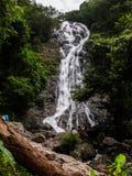 Водопад Sarika стоковые изображения rf