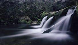 Водопад Schiessentuempel Стоковая Фотография RF