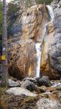 Водопад Sebastian Стоковые Изображения RF