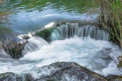 водопад skradinski национального парка krka Хорватии buk Стоковые Фото