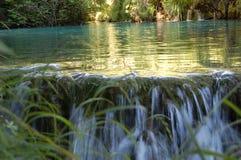 Водопад Smal Стоковые Изображения RF