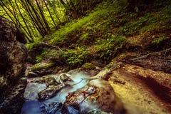 Водопад Sopote Стоковое Фото