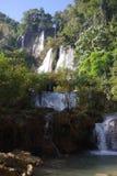 водопад thi su lo Стоковое фото RF
