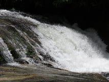 Водопад Tobogã - Paraty RJ Стоковые Фотографии RF