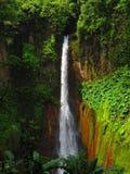 Водопад Toro Амарилло Стоковая Фотография RF