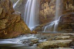 Водопад Tortum стоковое фото rf
