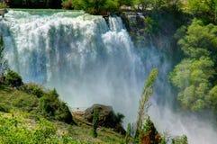 Водопад Tortum, Erzurum, Турция Стоковое фото RF