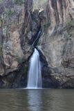 Водопад Trakan диаграммы Стоковые Изображения
