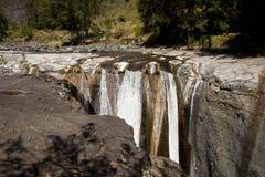Водопад Trois Roches Стоковая Фотография