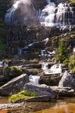 Водопад Tvindefossen, Норвегия Стоковая Фотография RF