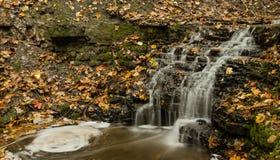Водопад Virsaisu Стоковые Изображения