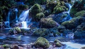 Водопад Vrelo Стоковая Фотография RF