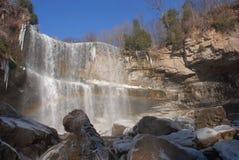 Водопад Webster Стоковое Изображение RF