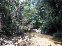 Водопад Wong Adai Стоковые Фотографии RF