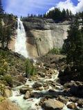 Водопад Yosemite Стоковая Фотография