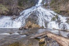 Водопад Yutaki Стоковые Изображения RF
