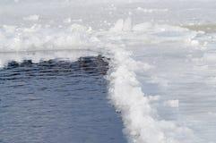 Водопой снега Стоковое Изображение RF