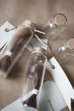 Волосы в бутылке Стоковое Изображение