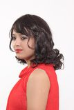 Волосы причесок женщин искусственные Стоковая Фотография RF