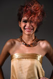 Волосы расцветки концепции Стоковое фото RF