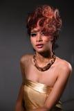 Волосы расцветки концепции Стоковые Изображения