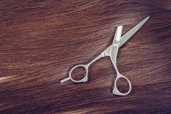 волос девушки предпосылки пинк красивейших коричневых курчавых здоровый изолированный Стоковые Фотографии RF