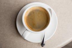 Во первых мне нужен кофе Стоковое Изображение