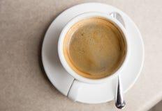Во первых мне нужен кофе Стоковые Фото