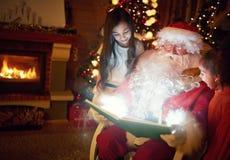 Волшебная сказка рождества Стоковая Фотография RF