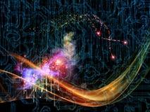 волшебная технология Стоковые Изображения RF