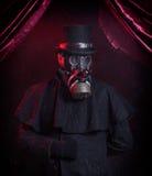 Волшебник маски противогаза Стоковые Изображения RF
