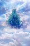 Волшебное дерево жизни Стоковые Фото