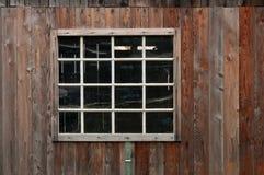 Волшебное деревянное здание Стоковое Изображение