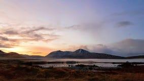 Волшебные горы Стоковое Фото