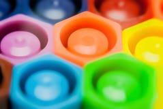 Волшебные ручки цвета Стоковое Изображение RF