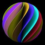Волшебные формы Стоковые Изображения RF