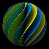 Волшебные формы Стоковая Фотография RF
