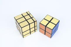 Волшебный кубик Стоковые Фотографии RF