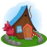 Волшебный небольшой дом Стоковые Фото